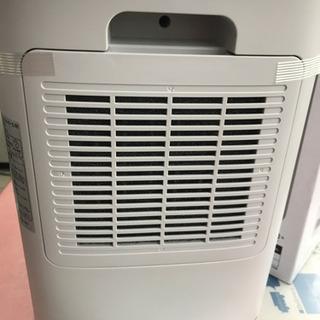 未使用!ニトリ EH-N-21823 2019年製 加湿機能付き セラミックファンヒーター - 家電