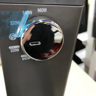 未使用!KOIZUMI コイズミ KEH-0980-H 2018年製 電気ストーブ - 名古屋市