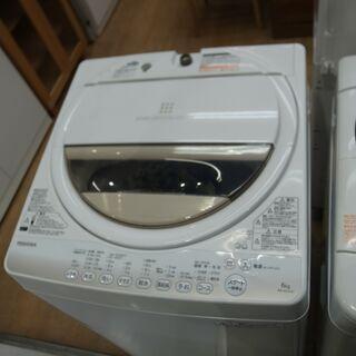 東芝6kg洗濯機 AW-6G2 2015年製【モノ市場 知…