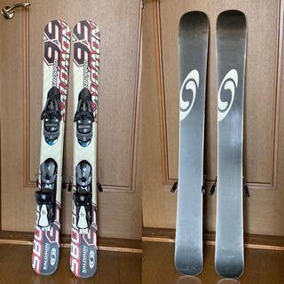 【お取引き中】 ショートスキー板  スキー板