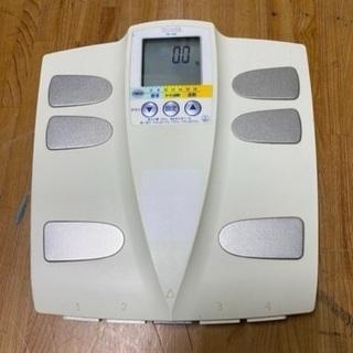 ◆動作確認済◆タニタ 体重計◆内臓脂肪チェック付き インナースキ...
