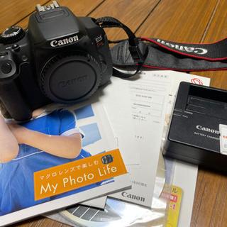 デジタル一眼 Canon KISS x6i