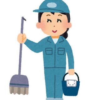 観音新町 3時間の清掃です。マイペースで出来ます!