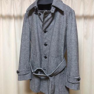 a.v.v HOMMEの千鳥格子柄のジャケット Lサイズ