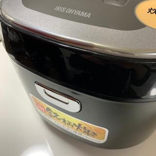 炊飯器 IRIS OHYAMA