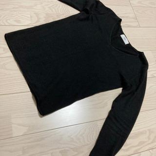 差し上げます★AZUL黒セーター