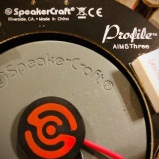 Speaker Craft Profile AIM5 Three...