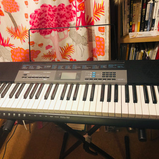 【ネット決済】CASIO 61鍵盤 電子キーボード CTK-25...