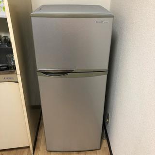 冷蔵庫 0円 ((お譲り先決まりました!))