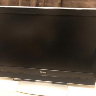 オリオン製のTV 37型 LD37VTD1