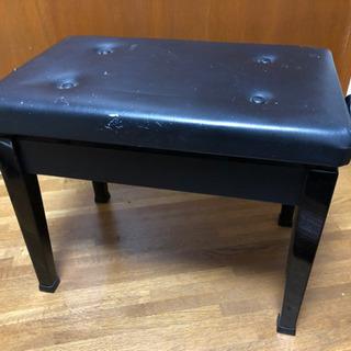 ピアノ椅子 高さ調節可能