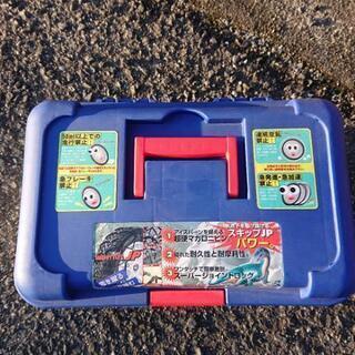 【再値下げ】トーヨーの非金属タイヤチェーン  サイズL-4