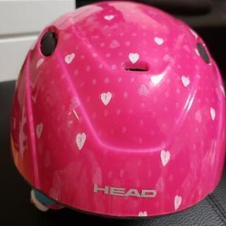 スキー  ヘルメット  HEAD  ジュニア  キッズ 子供