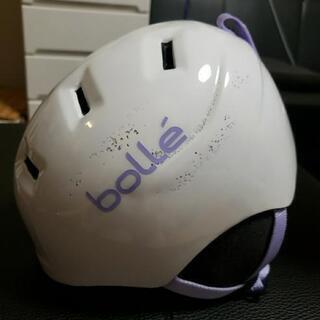スキー ヘルメット bolle ジュニア キッズ