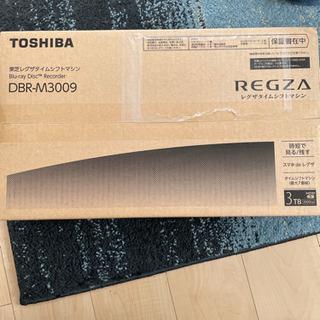 東芝 REGZA タイムシフトマシンDBR-M3009