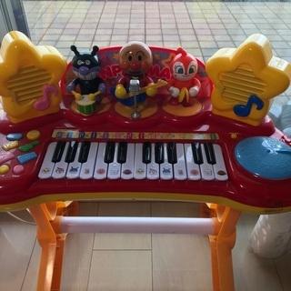 アンパンマンピアノ