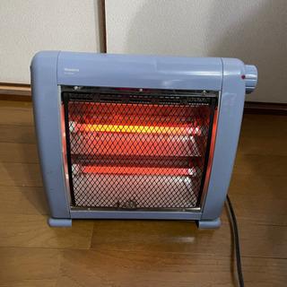 電気ストーブ。森田製。製造年式はわかりませんが、暖かかなり…