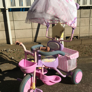 キキララ 三輪車 サンリオ