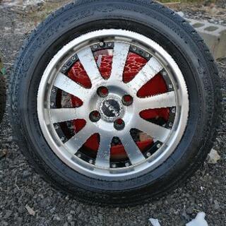 スタッドレスタイヤ 185/65R15 4本