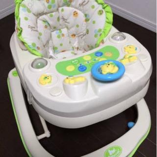 (譲り先決定)babycraft ベビークラフト 歩行器