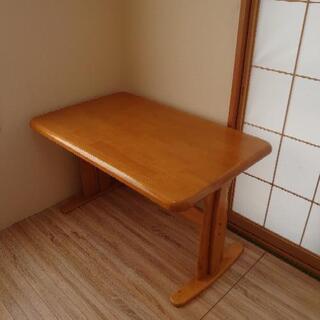 天然木 ダイニングテーブル