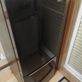 使用4〜5年小型2ドア冷蔵庫美品