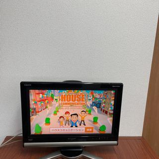 ⭐️SHARP AQUOS 2008年製液晶TV LC-2…