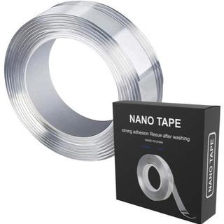 超強力 両面テープ 剥がせる&洗って再利用可能