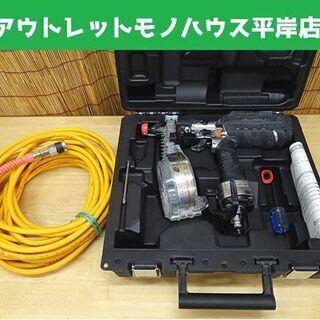 HiKOKI 高圧ねじ打機 WF4H3 スピード優先モデル メタ...