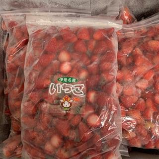 1kg売りも可能!沖縄県産の冷凍イチゴ10kg(良品です!)