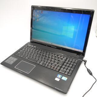 Lenovo Corei3 メモリ4GB HDD320GB ノー...