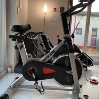 【ネット決済・配送可】YOSUDA エアロバイク スピンバイク ...