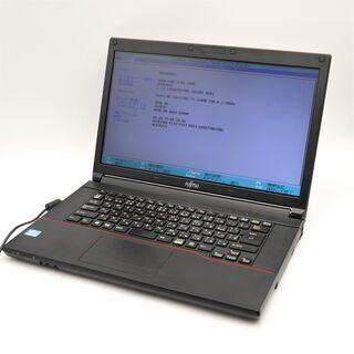 富士通 Corei5 15.6インチ ノートパソコン ジャ…