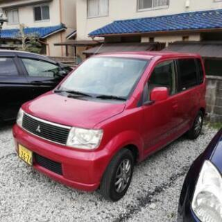 ekワゴン 車検1年付 軽自動車