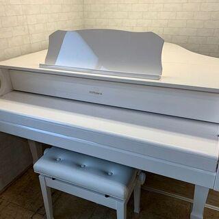 電子ピアノ ローランド GP609-PWS ※送料無料(一部地域)