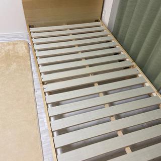 すのこベッド シングルサイズ