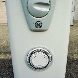 ☆テシー TESY CA1509E01TR オイルラジエターヒーター◆空気を汚さない暖房 - 家電