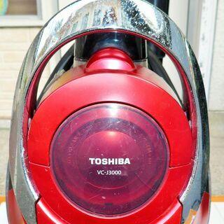 ☆東芝 TOSHIBA VC-J3000 TORNEO トルネオ サイクロンクリーナー◆ジャパネットオリジナルモデル - 横浜市