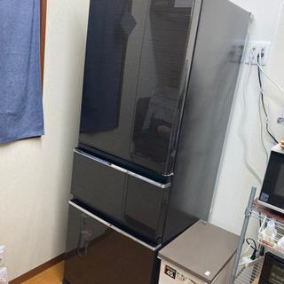 ※お取引相手決定 【美品!】三菱ノンフロン冷凍冷蔵庫 保証…