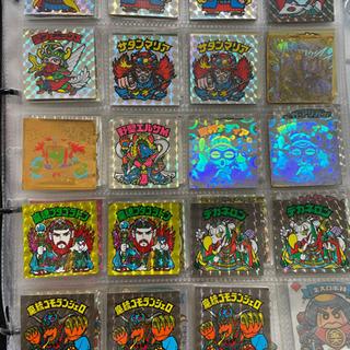ビックリマン・カードダスその他 昭和のシールやカード【譲ってください】