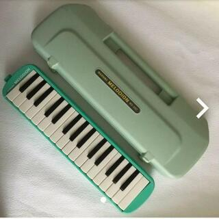 鍵盤ハーモニカ 🎹 黄緑 値下げしました💴⤵️