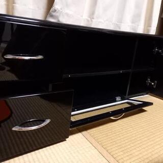 【只今交渉中です】テレビボード 0円  状態Aの画像
