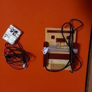 【人に渡さずに処分しました!】月曜日まで!懐かしのファミコン! テレビコード付き  - おもちゃ