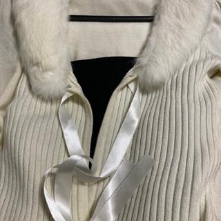 ❗️新品❣️お値下げしました❗️白いセーター、コメントください。 - 服/ファッション