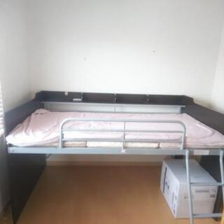 子供向けロフトベッド