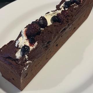 バレンタインにぴったりなチョコレートケーキ2種作り