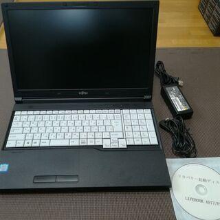 富士通ノートLIFEBOOK A577/PX(CPU⇒Core ...