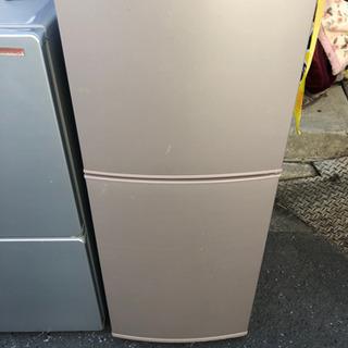 2ドア冷蔵庫 ユーイング  MR-F140D