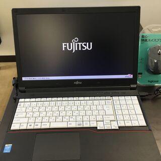 【超美品】FUJITSU ノートパソコン Win10 最新off...
