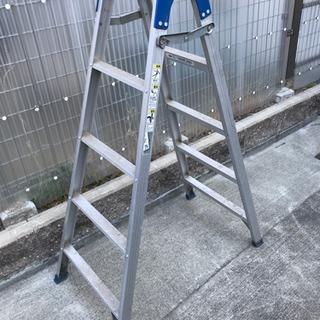 3 【アルインコ】 脚立 はしご 5尺 中古